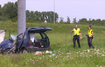 Twee doden bij ernstig ongeval op A65 Berkel-Enschot
