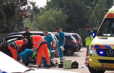 Dodelijke schietpartij Twee Steden Ziekenhuis Waalwijk