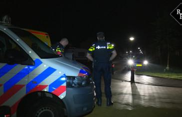 Politie schiet bij arrestatie na steekpartij Guido Gezellestraat Waalwijk