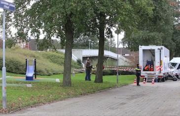 Dode vrouw gevonden in woning Savornin Lohmanstraat Den Bosch