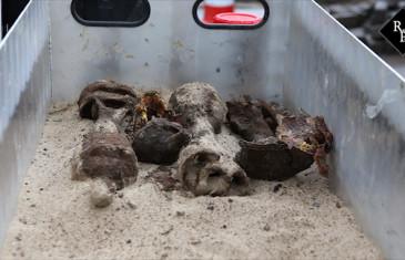 Explosieven gevonden Vlasmeersestraat Vught