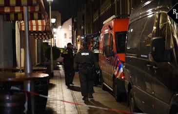 Politie zoekt naar drugslab in Telegraafstraat en IJzerstraat Tilburg