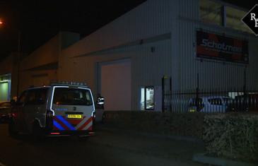 Gewapende overval bij Schotman auto's Ambachtstraat Wijk en Aalburg