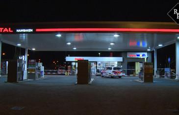 Gewapende overval op Total tankstation Hambakenweg Den Bosch