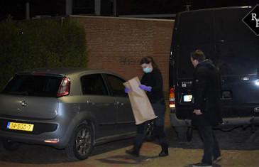 Politie lost waarschuwingsschot na gevecht met inbrekers Ruwerstraat Tilburg