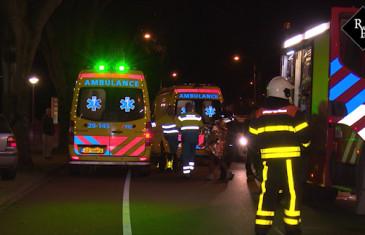 Drie kinderen gewond bij brand aan Reitse Hoevenstraat in Tilburg