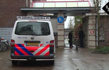 Agent lost waarschuwingsschoten tijdens klopjacht op gewapende man Capucijnenstraat Tilburg
