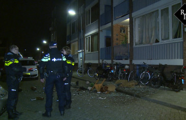 Doorgedraaide man dreigt flat op te blazen Amperestraat Den Bosch