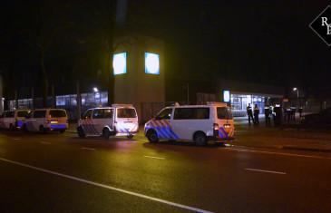 Gewapende overval op Lidl Bosscheweg Tilburg