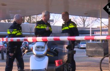Man (50) in scootmobiel neergestoken op Verdiplein in Tilburg