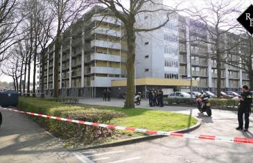 Gewapende overval op Tamoil Ringbaan Noord Tilburg, Politie lost waarschuwingsschot