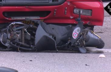 Scooterrijdster (47) overleden na ongeluk met vrachtwagen Industriestraat Dongen