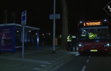 Gewapende overval op buschauffeur van Arriva Lage Witsiebaan Tilburg