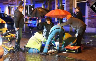 Jongen (16) zwaargewond na ongeval bij bushalte Doelenstraat Hilvarenbeek