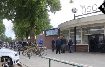 Massale vechtpartij bij voetbalvereniging DSC in Kerkdriel