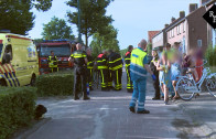 Vier kinderen gewond na spuiten bestrijdingsmiddel Julianalaan Sprang-Capelle