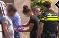 Schietpartij in brandgang Max Regerpark Waalwijk