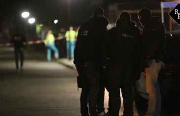 Arrestatieteam schiet man neer tijdens arrestatie Nemelaerstraat Haaren