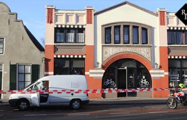 Fietsenmaker gewond door steekpartij Korvelplein Tilburg