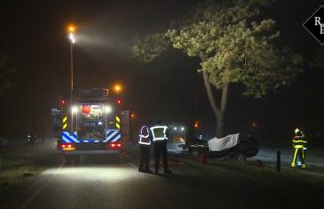 Dodelijk ongeval Bredaseweg Chaam