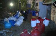 Waterzuivering week ontregeld door dumping drugsafval groot amfetaminelab Baarle-Nassau
