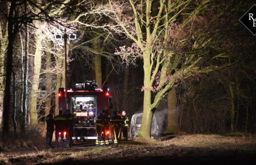 Dode autobrand Koebrugseweg Tilburg mogelijk verdachte grote drugszaak