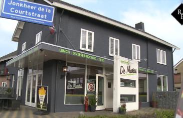 Eetcafé De Marius Vlijmen verhandelsplaats voor harddrugs