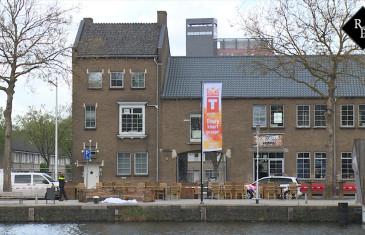 Man overleden na val in Piushaven Tilburg