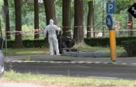 Explosief gevonden bij pinautomaat Rabobank Berkel-Enschot