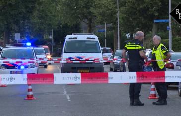 Peuter aangereden, automobilist rijdt door Johann Straussstraat Drunen
