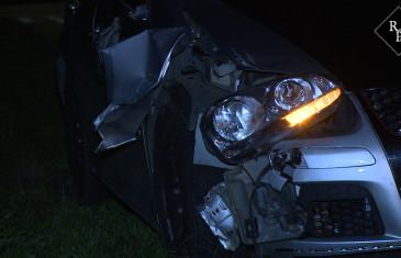 Fietser zwaargewond na aanrijding door dronken automobilist (21) in Almkerk
