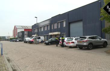 jointfabriek van coffeeshopketen The Grass Company in Waalwijk opgerold