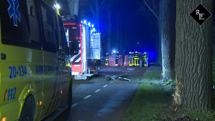 55-jarige vrouw uit Andel komt om bij ongeluk Veen