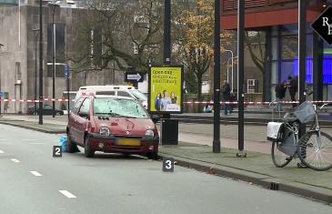 Automobilist (19) aangehouden na ongeluk op Schouwburgring Tilburg