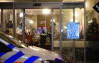 Cafetaria Franske overvallen aan het Professor de Moorplein in Tilburg