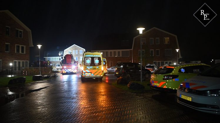 Bewoners gered bij brand in bijgebouw Huize Vincentius