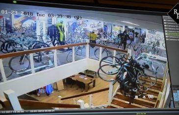 Dieven stelen voor 100.000 euro aan fietsen