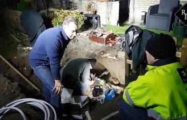 Tientallen ouderen hun huis uit door stroomstoring