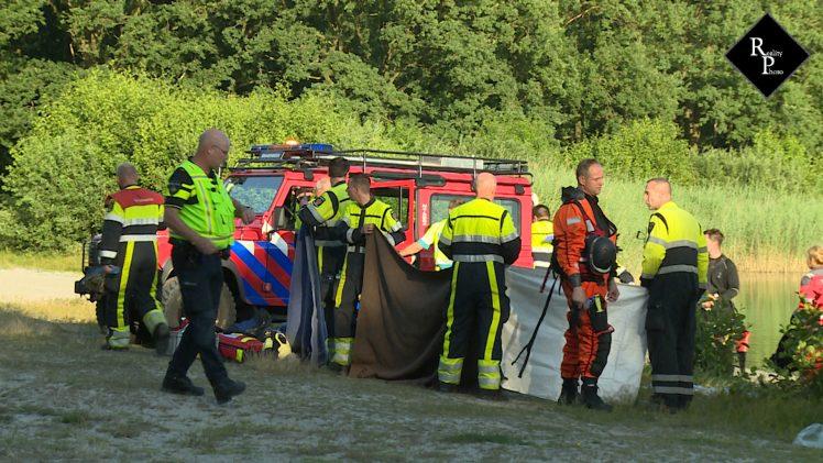 21-jarige man verdronken bij afgraving Drunen