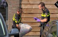 Politie valt pillenfabriek midden in woonwijk binnen