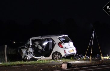Dodelijk ongeval Bosschebaan N617 Sint Michielsgestel
