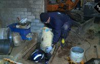 Ontmanteling 'Levensgevaarlijk' drugslab Vincent van Goghstraat Rijen