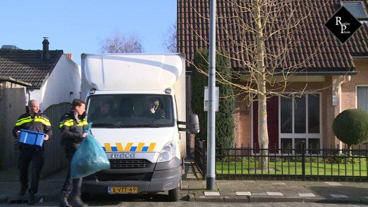 2,4 kilo gedroogde henneptoppen gevonden in woning ouders Yuri van Gelder