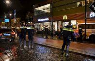 Vijf jongeren aangehouden in McDonald's na steekincident Pieter Vreedeplein Tilburg