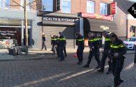Politie vuurt waarschuwingsschoten af bij arrestatie verwarde man