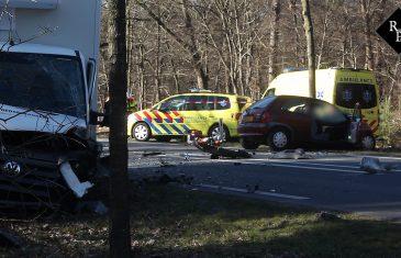 Dodelijk ongeval N282 Molenschot