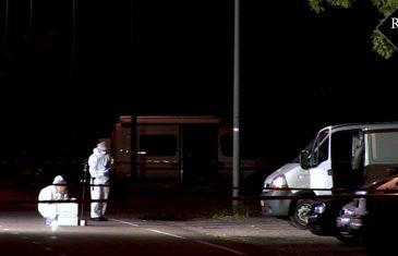 Schietpartij Parallelweg Den Bosch 2009 (Shahin Gheiybe)