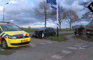Ongeval op kruising Groenstraat / Rietveldenweg Herpt
