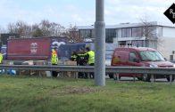 Automobilist verliest lading op A59 bij Nieuwkuijk