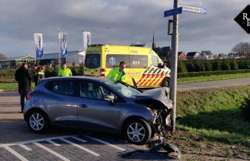 Ongeval Elshoutseweg / Mayweg Elshout